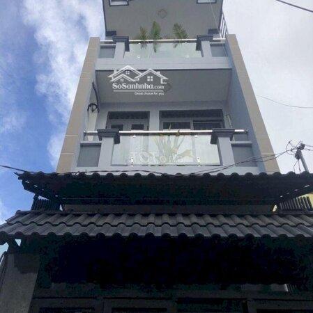 Nhà Hẻm 7M Nguyễn Đình Chiểu ,P2,Q3. 3.6X11 4 Lầu- Ảnh 1