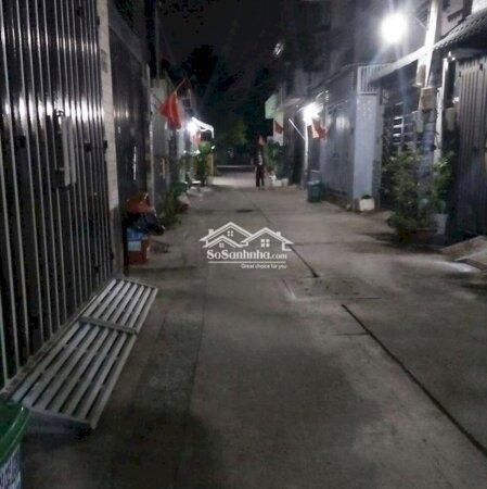 Cho Thuê Nhà 2 Lầu Đường 5M. Q12 Dường Huỳnh T Hai- Ảnh 3