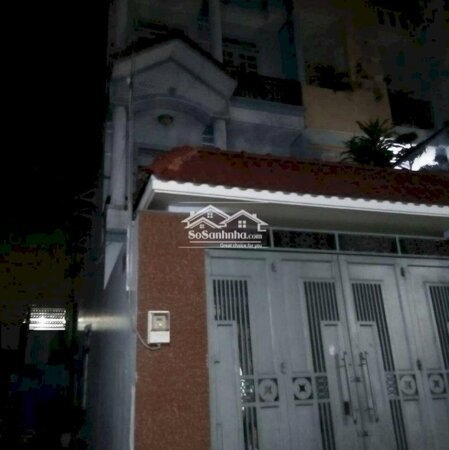Cho Thuê Nhà 2 Lầu Đường 5M. Q12 Dường Huỳnh T Hai- Ảnh 2