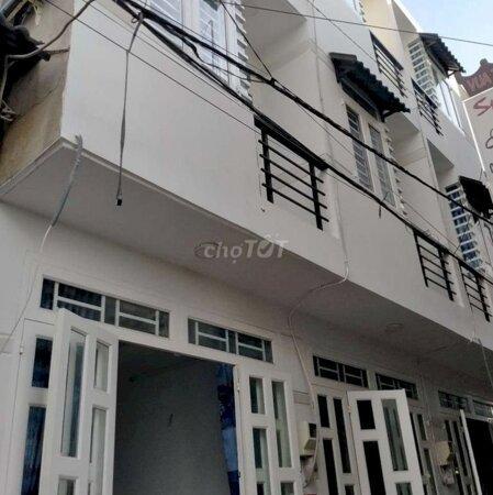 Nhà 1 Trệt 2 Lầu 70M2 Tô Ngọc Vân,P.thạnh Xuân,Q12- Ảnh 1