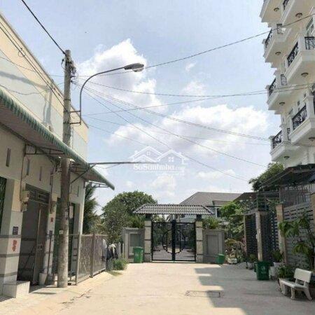 Nhà Bán Hẻm Xe Tăng.gần Chợ Minh Phát Q12- Ảnh 2