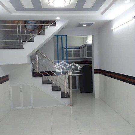 Nhà 1 Lầu Đường Hà Huy Giáp Quận 12 40M2- Ảnh 3