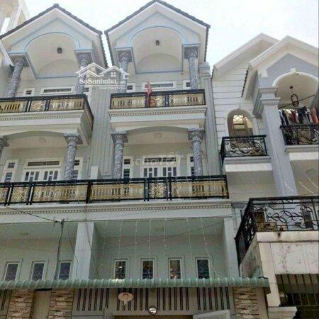 Nhà Bán Hẻm Xe Tăng.gần Chợ Minh Phát Q12- Ảnh 3