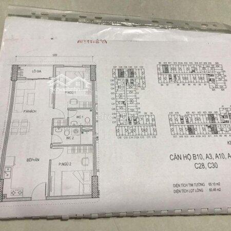 Chung Cư Prosper Plaza Block A 65M² 2Pn- Ảnh 1