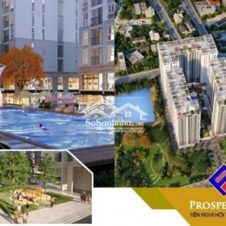 Chung Cư Prosper Plaza Block A 65M² 2Pn- Ảnh 3