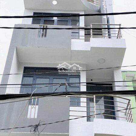 Nhà 4X20M 6 Phòng Ngủhẻm 1/ Khuông Việt F Phú Trung- Ảnh 1