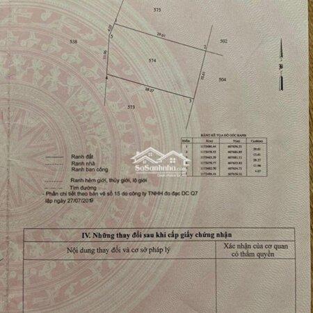 Đất Xã Hiệp Phước Đường Nguyễn Văn Tạo,Dt15X38=462- Ảnh 4