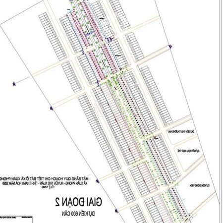 Đất Đẹp Xuân Phong - Huyện Thọ Xuân 175M²- Ảnh 2