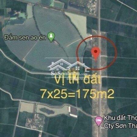 Đất Đẹp Xuân Phong - Huyện Thọ Xuân 175M²- Ảnh 4