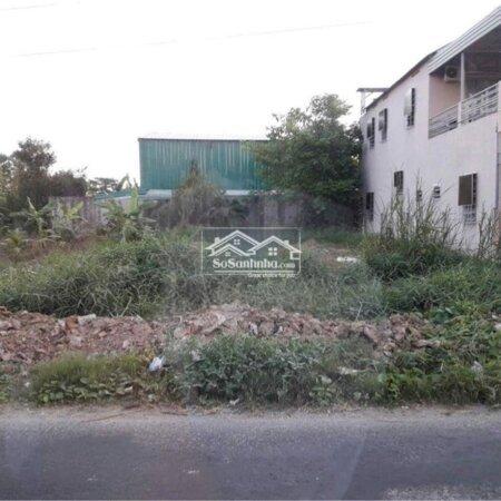 Đất Mặt Tiền Nguyễn Thị Trâm Cách Ql1A 100M- Ảnh 3