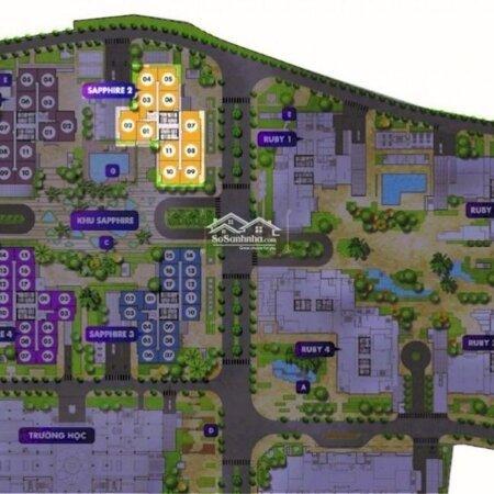 Căn Hộ 114M2 Vuông Vắn Hướng Mát Dự Án Goldmark City Thanh Toán 1 Tỷ (30%) Nhận Nhà- Ảnh 3