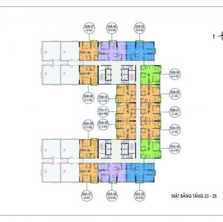 Suất Ngoại Giao Giá 30 Triệu/M2 Căn Hộ 3 Phòng Ngủ92.8M2 Dự Án Geleximco Southern Star 897 Giải Phóng- Ảnh 2