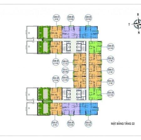 Suất Ngoại Giao Giá 30 Triệu/M2 Căn Hộ 3 Phòng Ngủ92.8M2 Dự Án Geleximco Southern Star 897 Giải Phóng- Ảnh 1