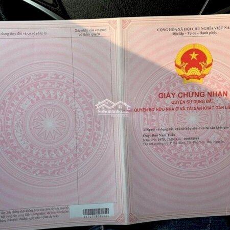 Chính Chủ Bán Đất Trục Chính Xã Nam Hòa, Đồng Hỷ, Thái Nguyên- Ảnh 2