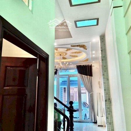 Nhà 2 Lầu Mới Xây Tuyệt Đẹp Thuận Tiện Kinh Doanh- Ảnh 5