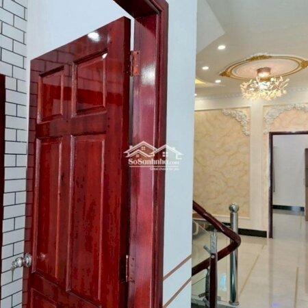 Nhà 2 Lầu Mới Xây Tuyệt Đẹp Thuận Tiện Kinh Doanh- Ảnh 10