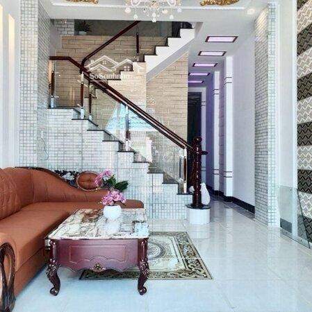 Nhà 2 Lầu Mới Xây Tuyệt Đẹp Thuận Tiện Kinh Doanh- Ảnh 4