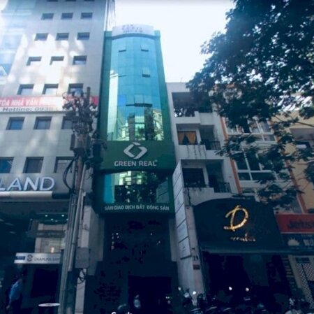 Cho thuê nhà NC đường Trương Định, P. 6 Quận 3- Ảnh 1