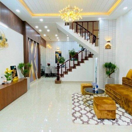 Quận Tân Phú 56m²,1 trệt 2 lầu 4 pn 5wc,sổ hổng riêng,4x14,ko lộ giới không quy hoạch- Ảnh 2