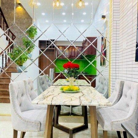 Quận Tân Phú 56m²,1 trệt 2 lầu 4 pn 5wc,sổ hổng riêng,4x14,ko lộ giới không quy hoạch- Ảnh 3