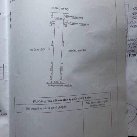 Bán đất đường 5 phường hùng vương hồng bàng HP 281m- Ảnh 1