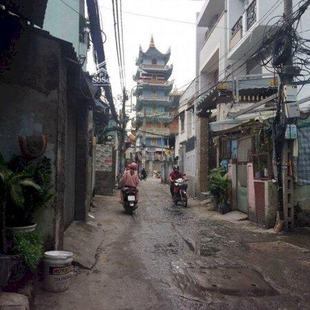 Đất Nguyễn Thái Sơn, F.5. 3.3X14M Hẻm Kia- Ảnh 1