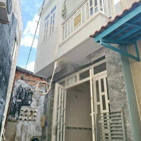 Bán Nhà 1 Lầu Hẻm (Ngay Cầu Phú Xuân) Đường Huỳnh Tấn Phát Quận 7- Ảnh 1