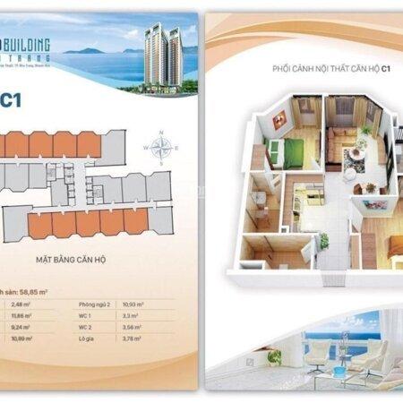 Bán Nhanh Căn Hộ Hud Building Nha Trang, Giá Chỉ 2.150 Tỷ, Đã Nhận Nhà Trong Tháng 10- Ảnh 1