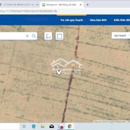 Đất Mặt Tiền Biển Hòa Thắng,Đã Có Sổ,Giá 85K/M2- Ảnh 1