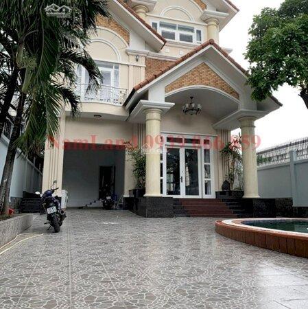 Cho Thuê Biệt Thự Hồ Bơi, 3 Tầng 6 Phòng Đầy Đủ Nội Thất Gần Xuân Thuỷ Thảo Điền Quận 2- Ảnh 1