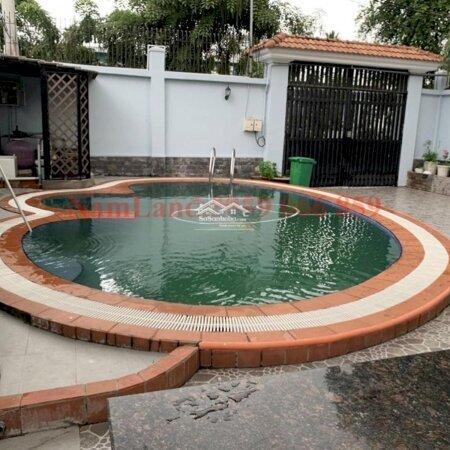 Cho Thuê Biệt Thự Hồ Bơi, 3 Tầng 6 Phòng Đầy Đủ Nội Thất Gần Xuân Thuỷ Thảo Điền Quận 2- Ảnh 3
