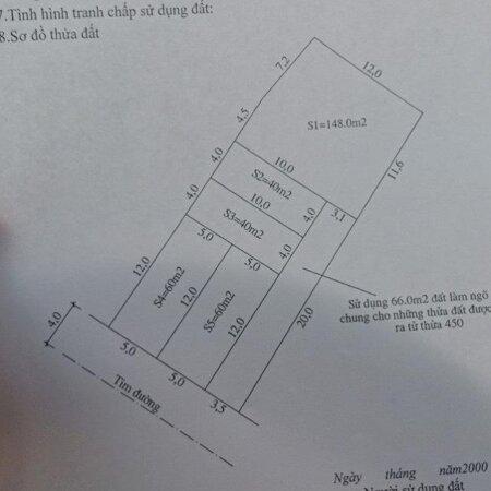Bán gấp thửa đất 42m2 tuyến đường Cát Vũ, Tràng Cát giá chỉ 500tr- Ảnh 2