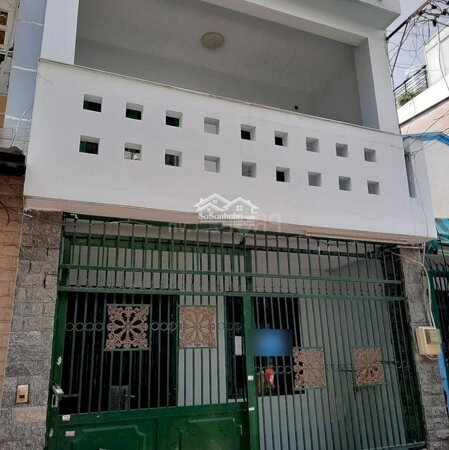 Bán Nhà Nguyễn Văn Khối P8 Gò Vấp Cách Công Viên Làng Hoa 200M, Dài 12M Rộng 4M, Hẻm Xe Hơi Giá 3,8- Ảnh 1