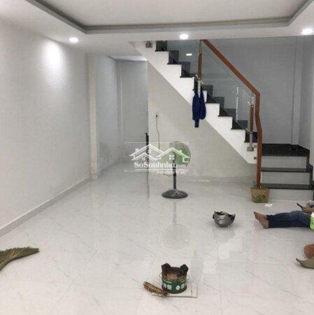 Cho Thuê Nhà Mới Xây 4X12M 1 Lầu 8 Triệu- Ảnh 1
