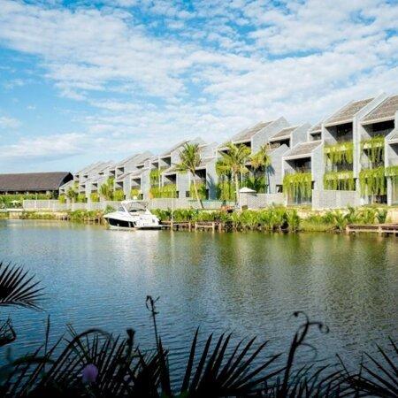 Biệt thự chuẩn sinh thái view Sông& Rừng dừa đẹp - Casamia Hội An gái chỉ từ 8 Tỷ- Ảnh 1
