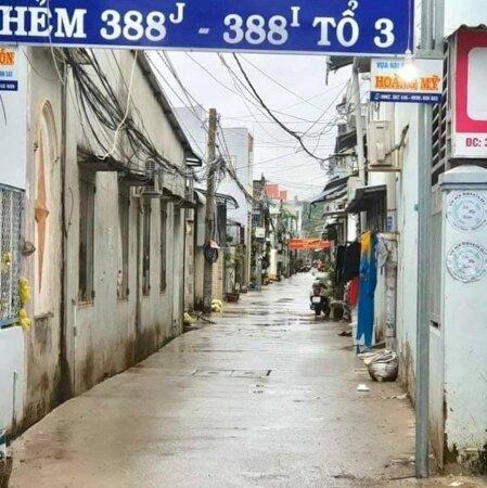 Bán nền hẻm 388 đường Nguyễn Văn Cừ- Ảnh 1