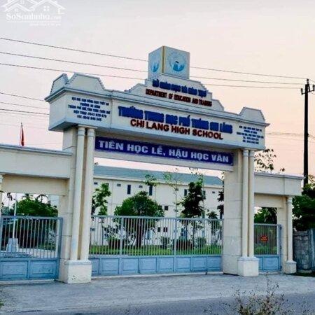 Đất hiếm kqh Đông Nam Thuỷ An - CIC8 bên hông Trường PTTH CHI LĂNG TP.Huế- Ảnh 2