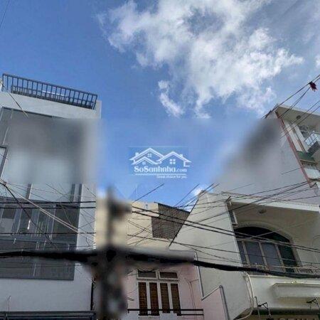 Nhàmặt Tiềnmới Nguyễn Văn Yến 192M²( 4X14) 4 Phòng Ngủtân Phú- Ảnh 1