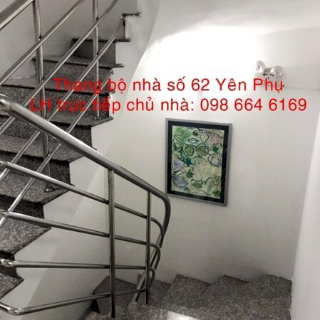 40, 57 và 160m2 VP cần cho thuê tại nhà VP 8 tầng số 62 đường đôi Yên Phụ. LH trực tiếp chủ nhà 098 664 6169- Ảnh 7