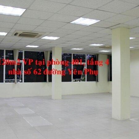 40, 57 và 160m2 VP cần cho thuê tại nhà VP 8 tầng số 62 đường đôi Yên Phụ. LH trực tiếp chủ nhà 098 664 6169- Ảnh 13