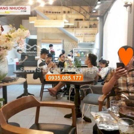 Sang Quán Cafe Decor Tâm Huyết Khu Vực Hòa Khánh- Ảnh 1