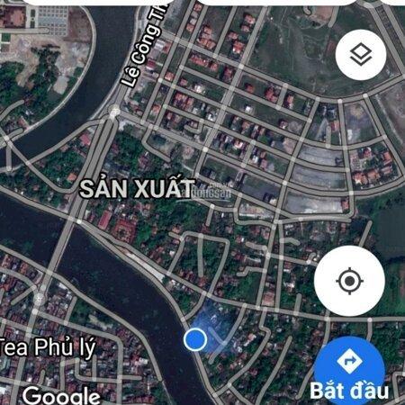 Chính Chủ Cần Bán Lô Đất View Sông Châu, Phường Lam Hạ Tp Phủ Lý Hà Nam- Ảnh 1