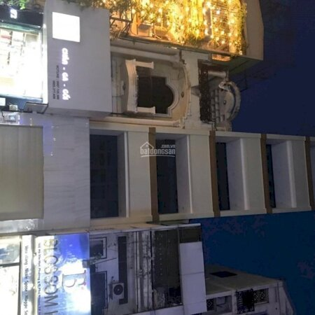 Gấp, Nhà Mặt Tiền Giá Hẻm Ba Gác, Bán Nhàmặt Tiềnhuỳnh Văn Bánh, Phú Nhuận,6 Tầng,6X30, 133M2 Chỉ 20 Tỷ- Ảnh 1