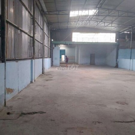 Nhà Xưởng 10 X 40 (400M2 Giá Rẻ )Mặt Tiềnvõ Văn Văn- Ảnh 1