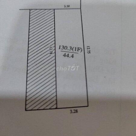 Bán Đất Đại Từ, 45M2,Mặt Tiền3.3M, Gần Phố, Giá Bán 2.6 Tỷ- Ảnh 1