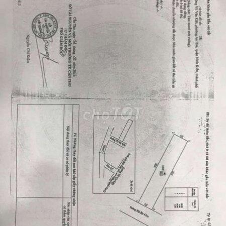 Nền Sổ Hồng 4 X 20 Trung Tâm Ninh Kiều Cần Thơ- Ảnh 2