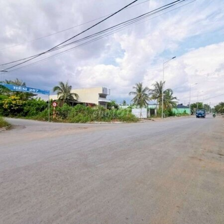 Nền Hẻm 287 Lộ 8M, Cách Đ Nguyễn Thông 50M.- Ảnh 2