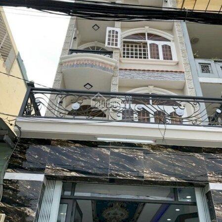 Nhà Đẹp 4.5X20Mặt Tiềnđường Số 24 Khu Tên Lửa, Bình Tân- Ảnh 1