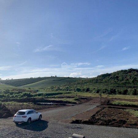 Đất Nền Nghỉ Dưỡng Xinh Đẹp, Sổ Hồng Trao Tay Full Thổ Cư Riêng Từng Nền. View Suối, Đồi Chè Mộng Mo- Ảnh 1