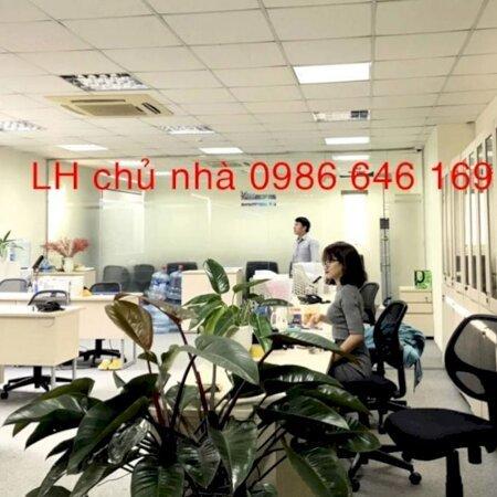 82 và 170m2 cho thuê tại nhà VP 9 tầng số 11 Thái Hà. Giá 17 triệu/tháng. LH trực tiếp chủ nhà 0986646169- Ảnh 1